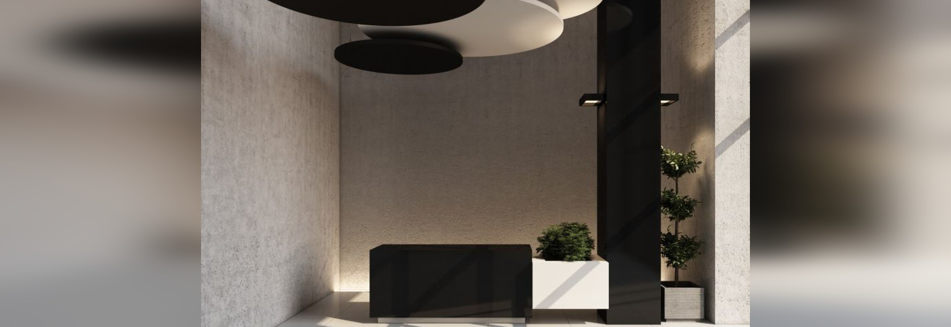 NEW Circles Sustainable Ceiling Solutions for reverberation