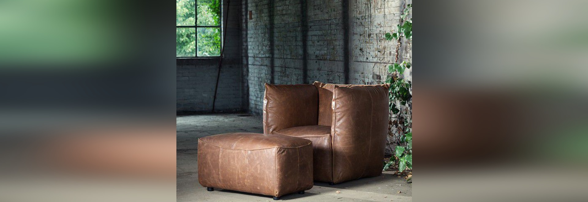 NEW: contemporary armchair by Jess design