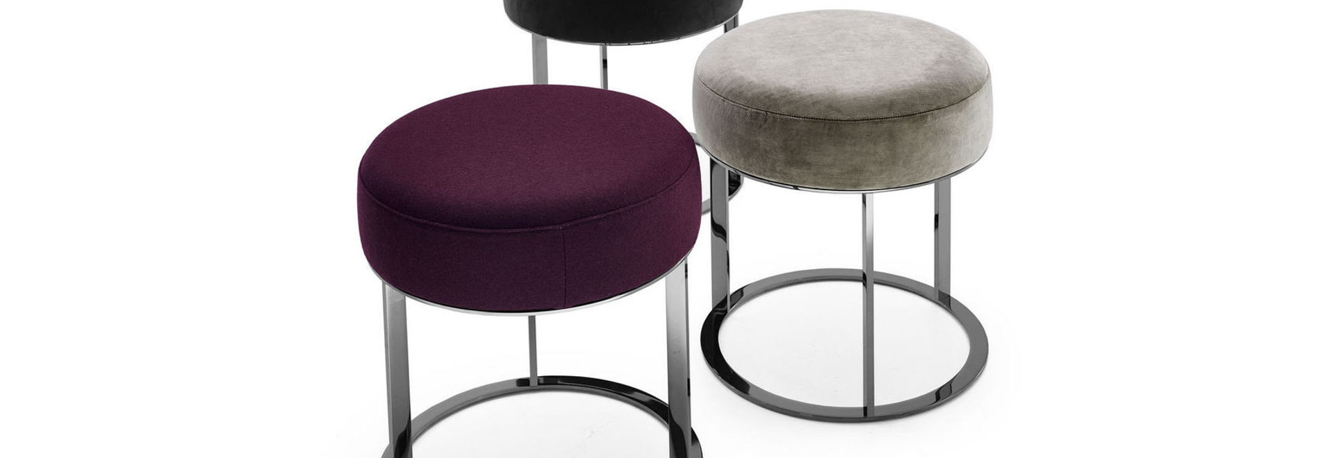 NEW: contemporary stool by B&B Italia