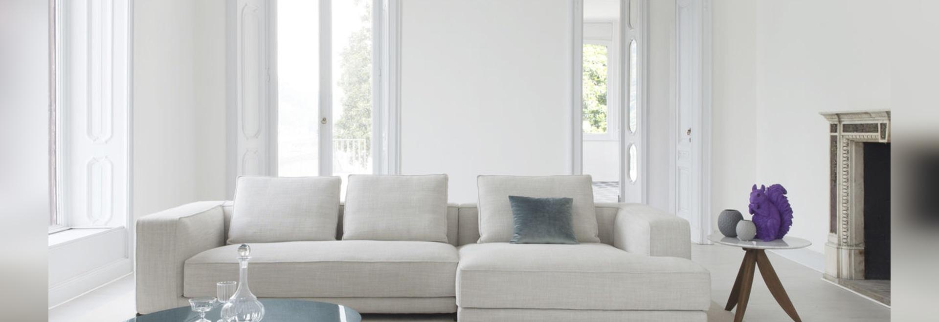 NEW: corner sofa by BERTO SALOTTI - BERTO SALOTTI