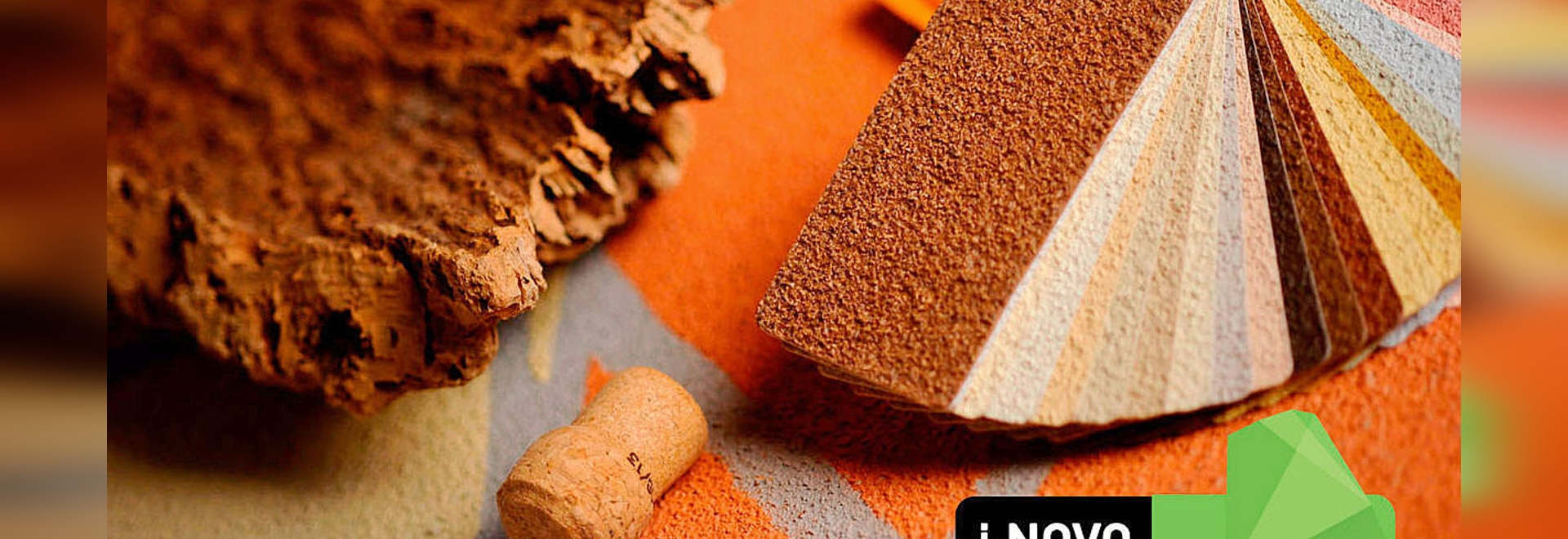 Cork coating 64