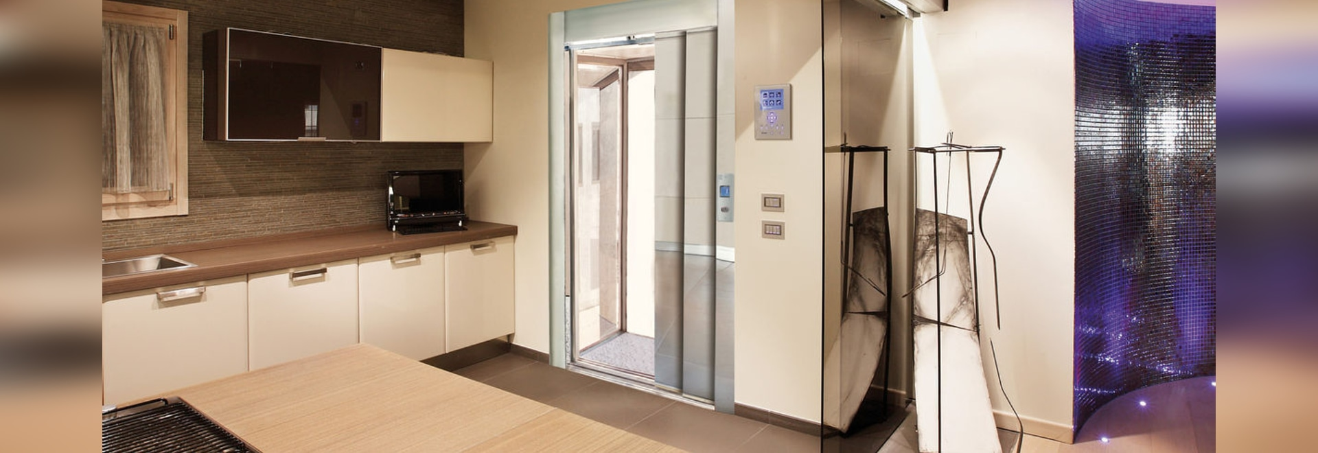 NEW: electrical elevator by IGV Group S.p.A.