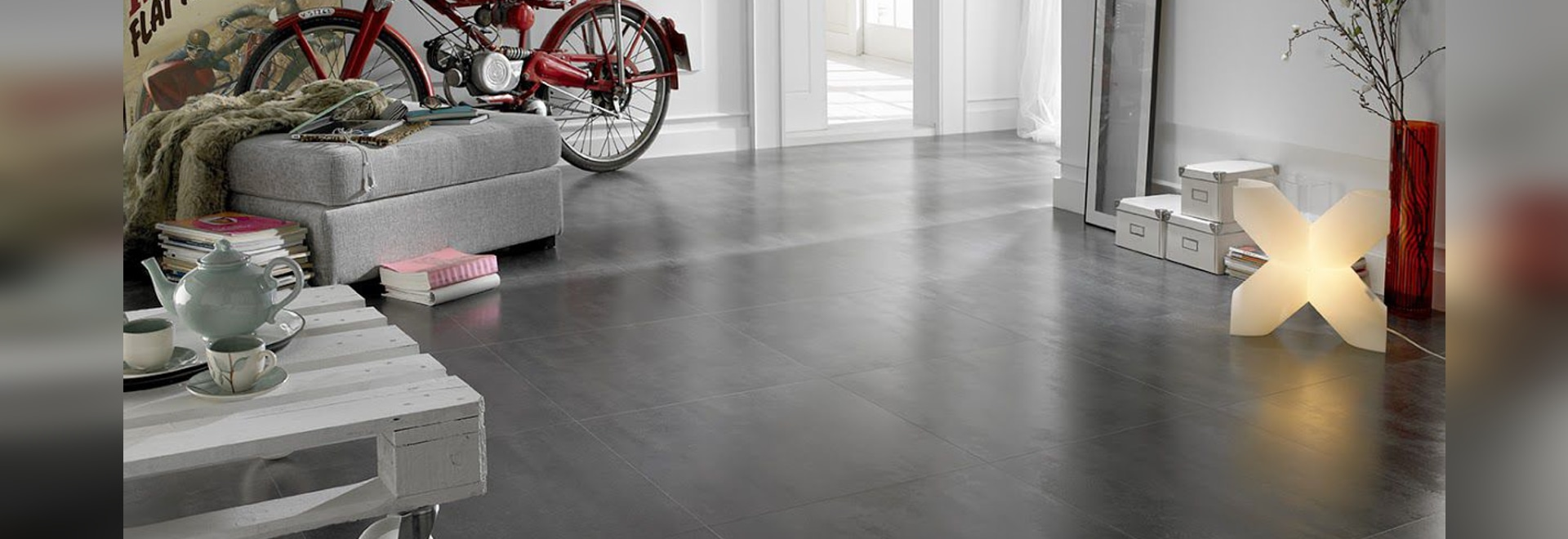 NEW: HDF Laminate Flooring By FAUS