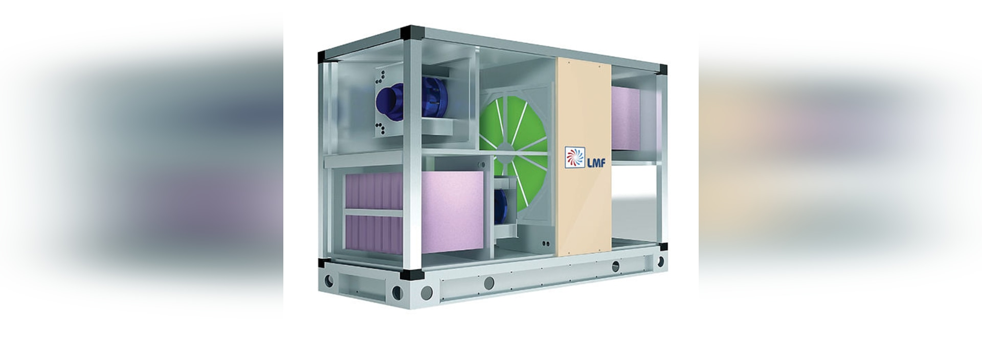 new: heat recovery unitlmf - lmf