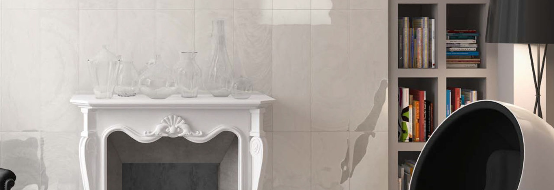 NEW: indoor tile by IRIS CERAMICA