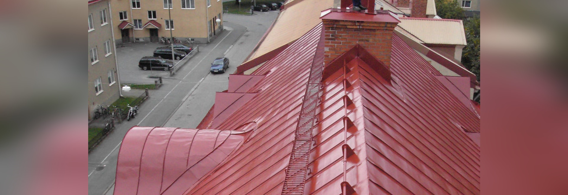 NEW: Metal Roofing Paint By TIKKURILA