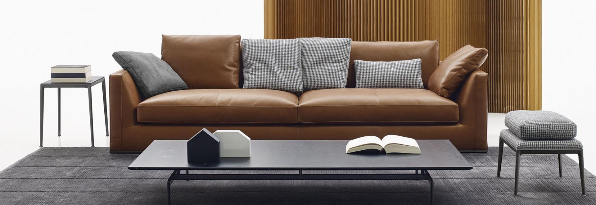 NEW: modular sofa by B&B Italia