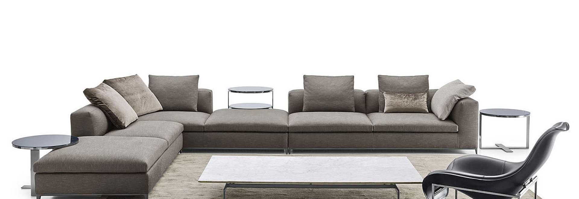 NEW: modular sofa by B&B Italia