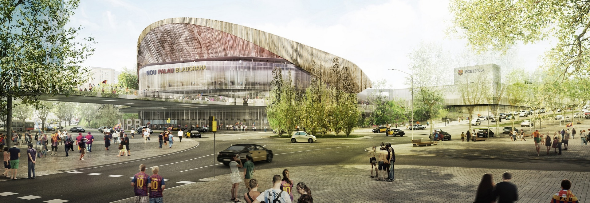 New Palau Blaugrana Arena