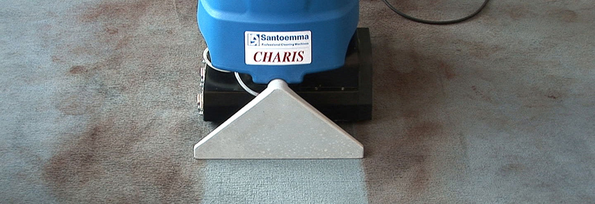 The new professional carpet cleaning system from santoemma the new professional carpet cleaning system from santoemmaexcellent cleaning results in an sciox Gallery