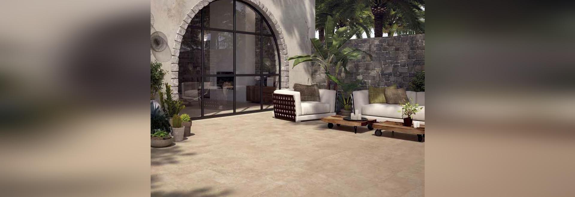 NEW: raised access floor / porcelain stoneware by CERAMICHE MARCA ...