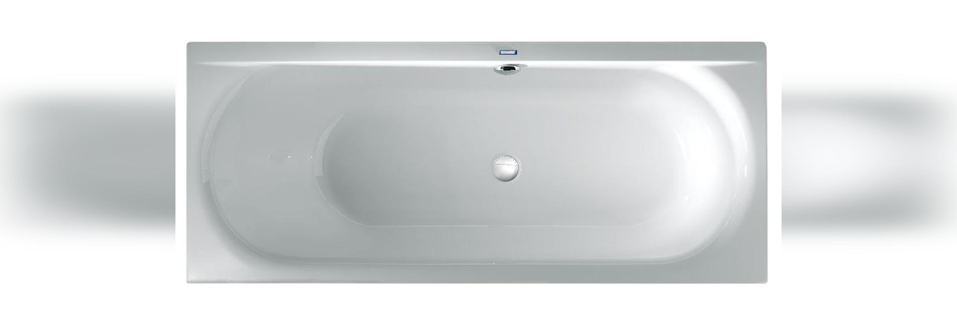 NEW: rectangular bathtub by DUSCHOLUX AG - DUSCHOLUX AG