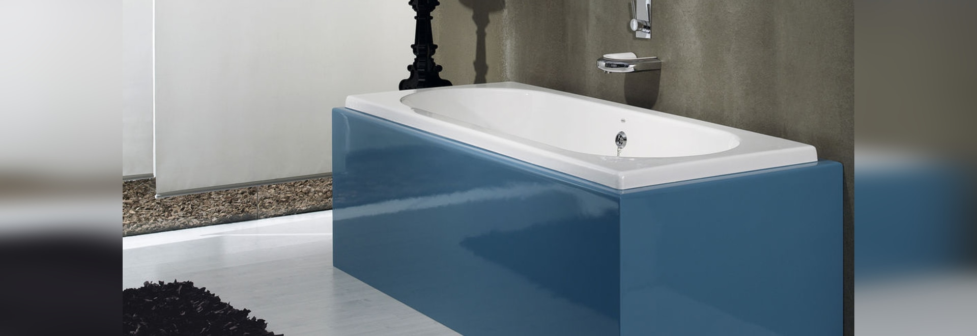 NEW: rectangular bathtub by RECOR - RECOR
