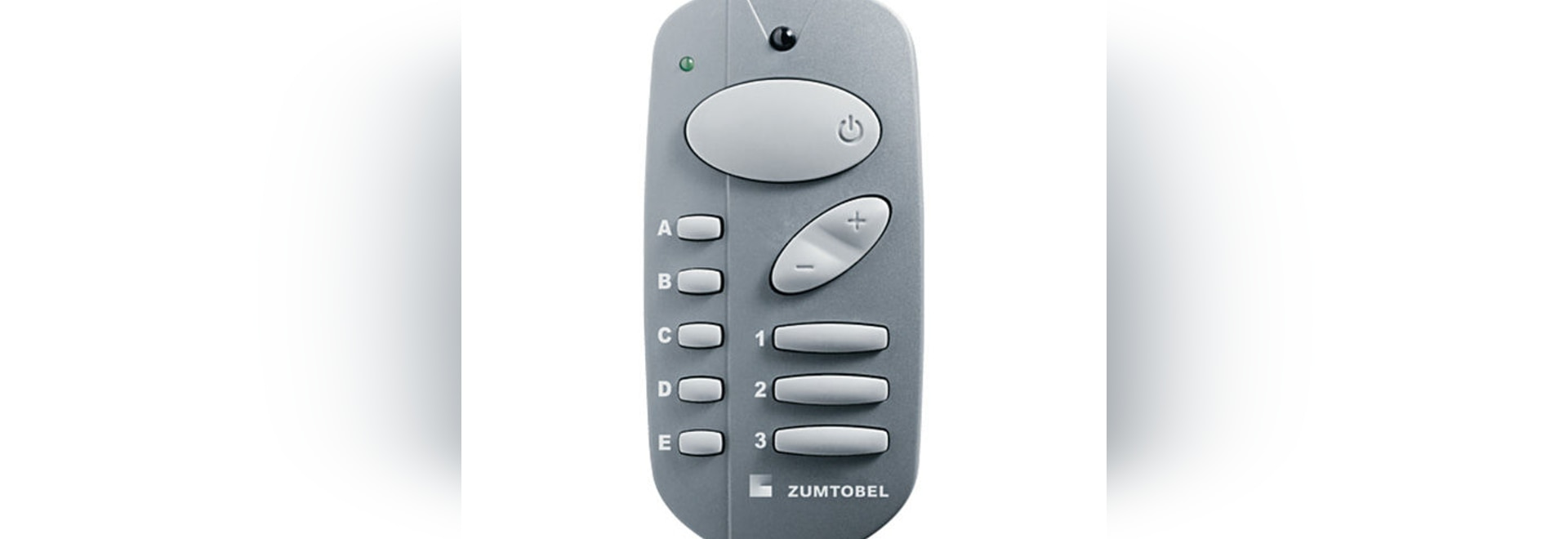 new remote control light dimmer switch by zumtobel