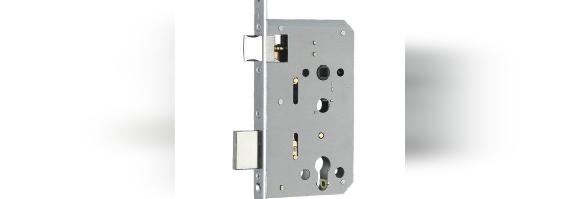 NEW: security cylinder lock by Mul-T-Lock