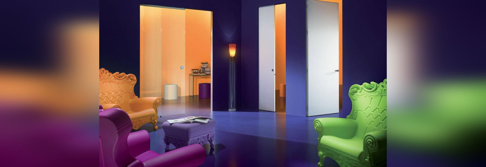 NEW: swing door by SCRIGNO