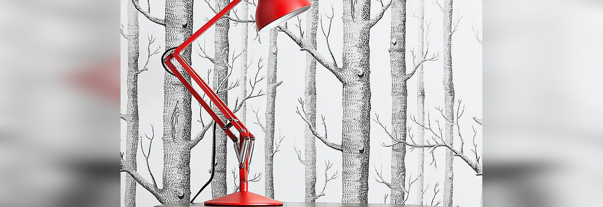 New Table desk lamp by Anglepoise