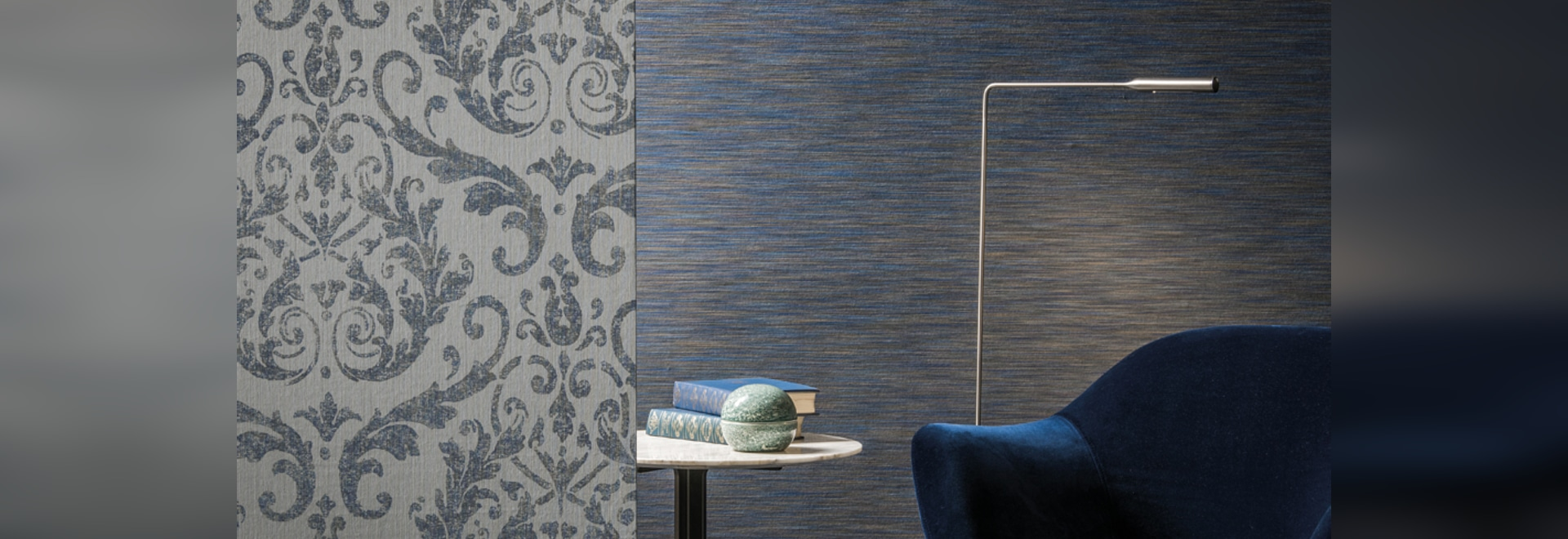 NEW: textile wallcovering