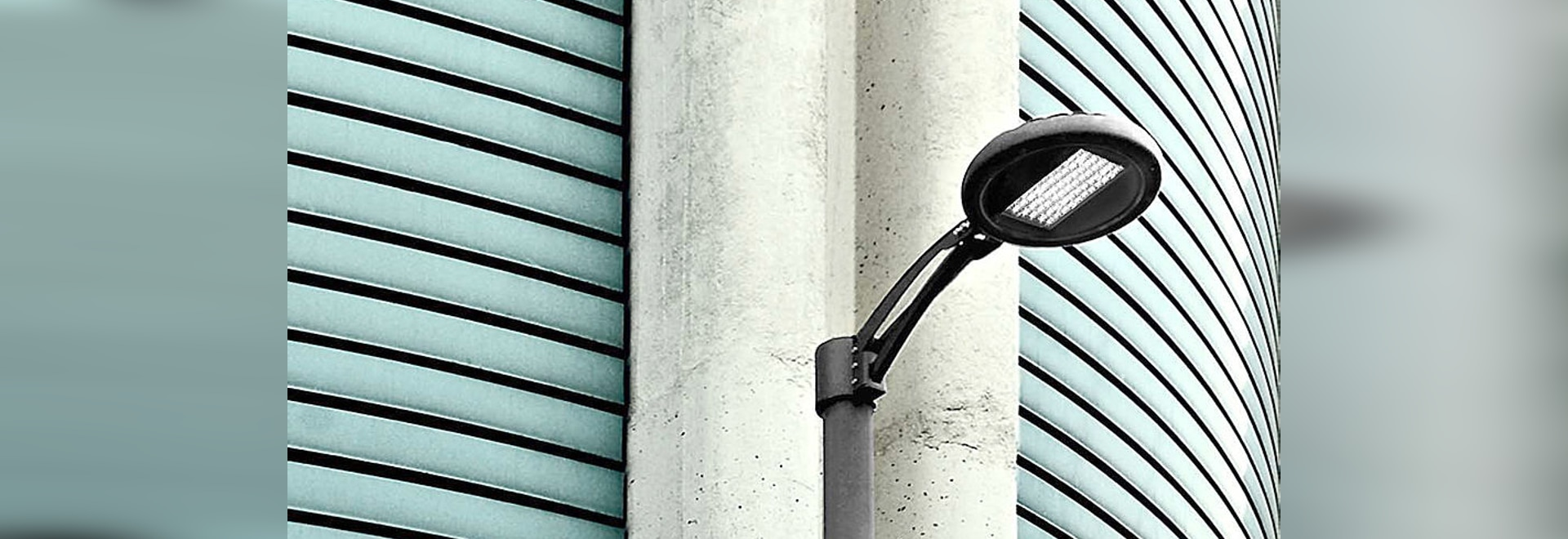 NEW: urban lamp post by MARTINI Illuminazione - MARTINI Illuminazione