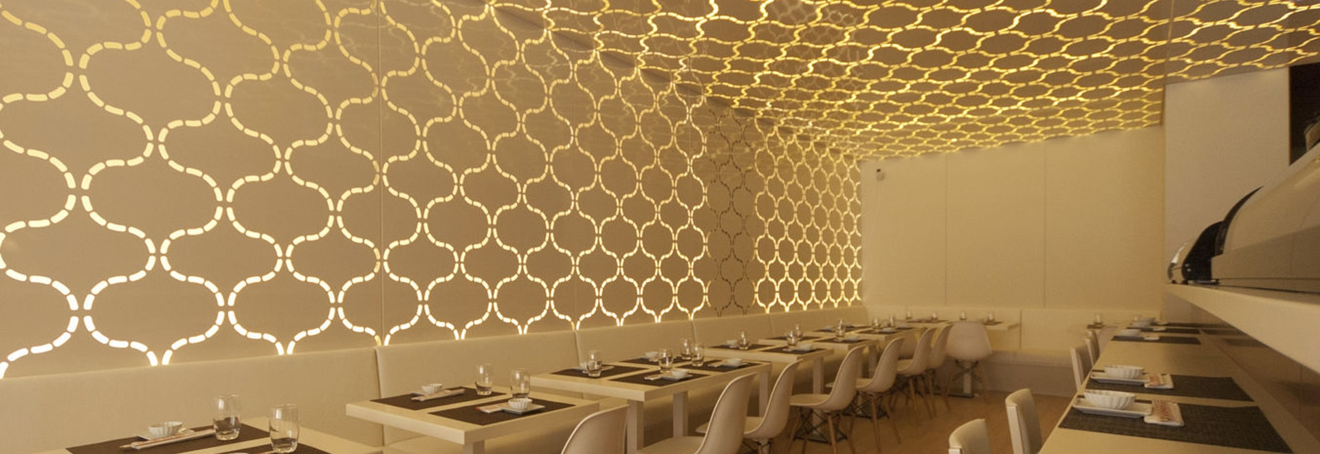NEW: Walls and ceilings covering panels by BPLAN
