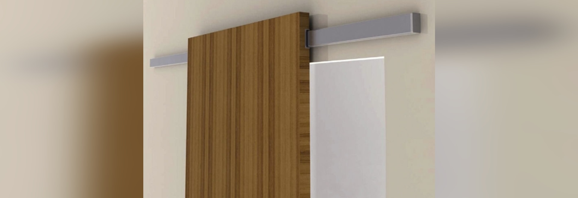 NEW: Wood Sliding Door System By Argent Alu