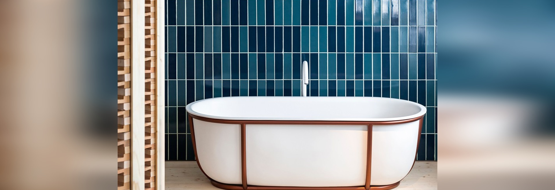 Patricia Urquiolau0027s Cuna + Larian Bathtubs For Agape Combine Classic And  Modern Elements