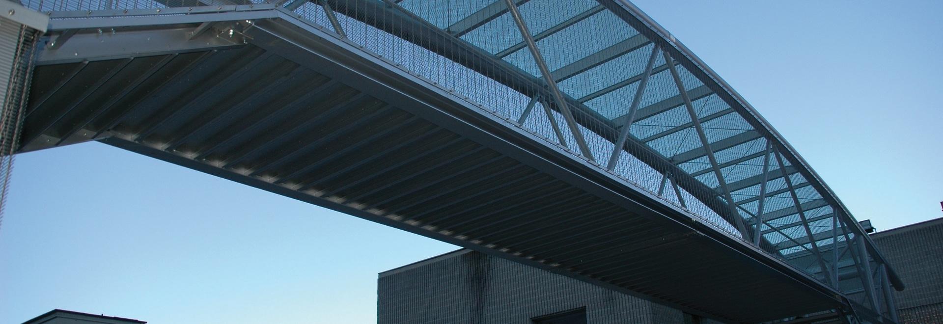 pedestrian Bridge Carcano