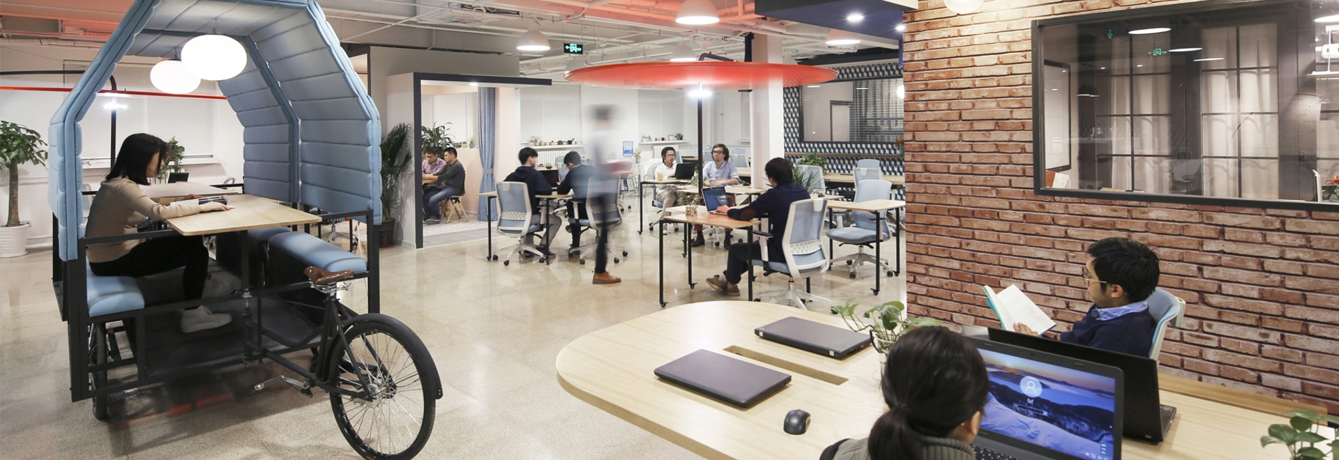 workspace office. People\u0027s Architecture Office Design Workspace In Beijing\u0027s Tech Center O