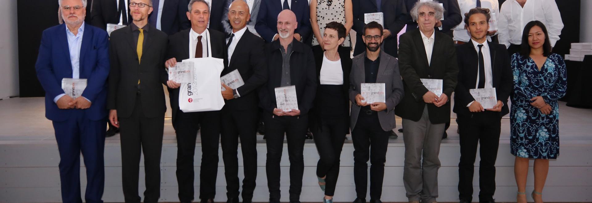 """""""Percorsi in ceramica"""" The 2016-2018 Grand Prix"""