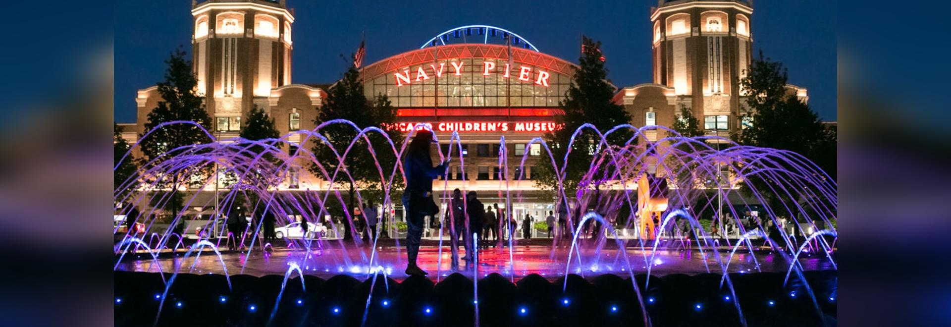 Polk Bros Park - Chicago's Navy Pier