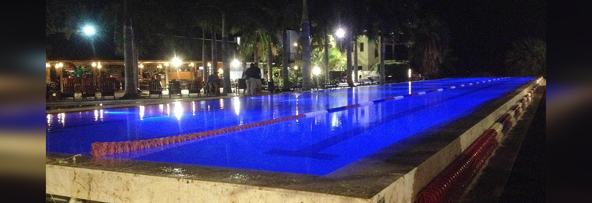 Pool LED Lights METEOR: for new installations and any replacement