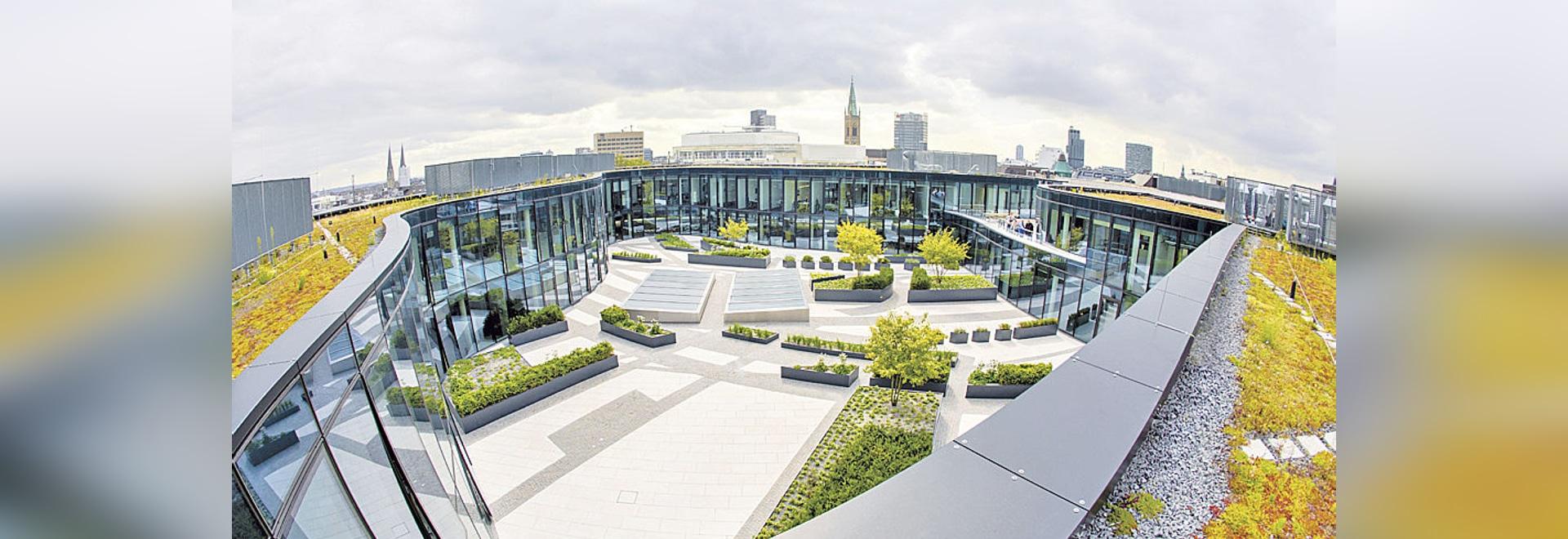Prestigious property in Duesseldorf (Germany):