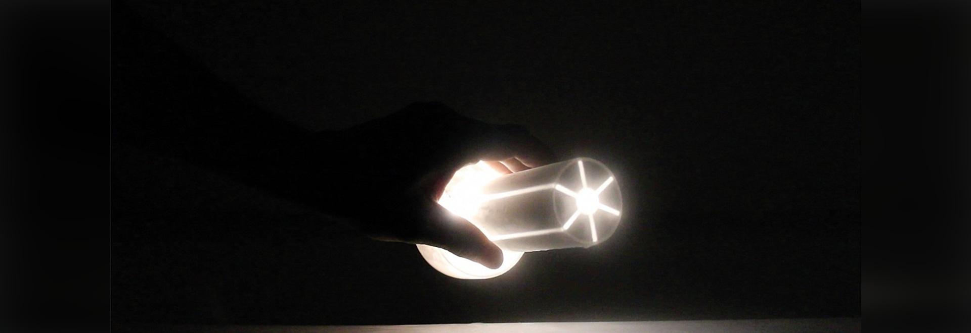 Pure Talents: Bastian Thürich's SALT Lamp