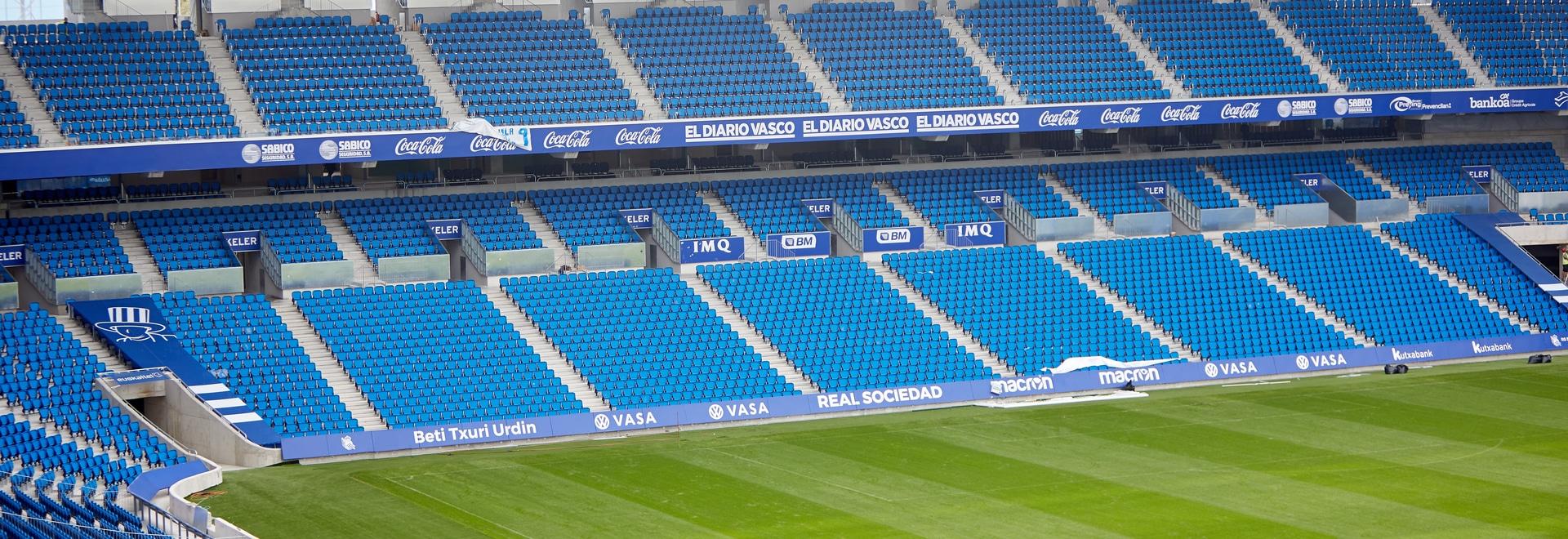 The reform of Anoeta Stadium – Real Sociedad C.F.