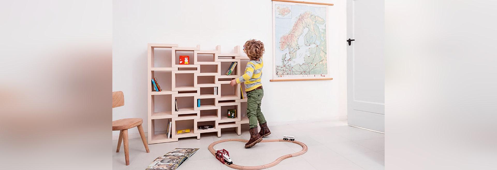 rek bookcase junior by reinier de jong   hd rotterdam  - rek bookcase junior by reinier de jong