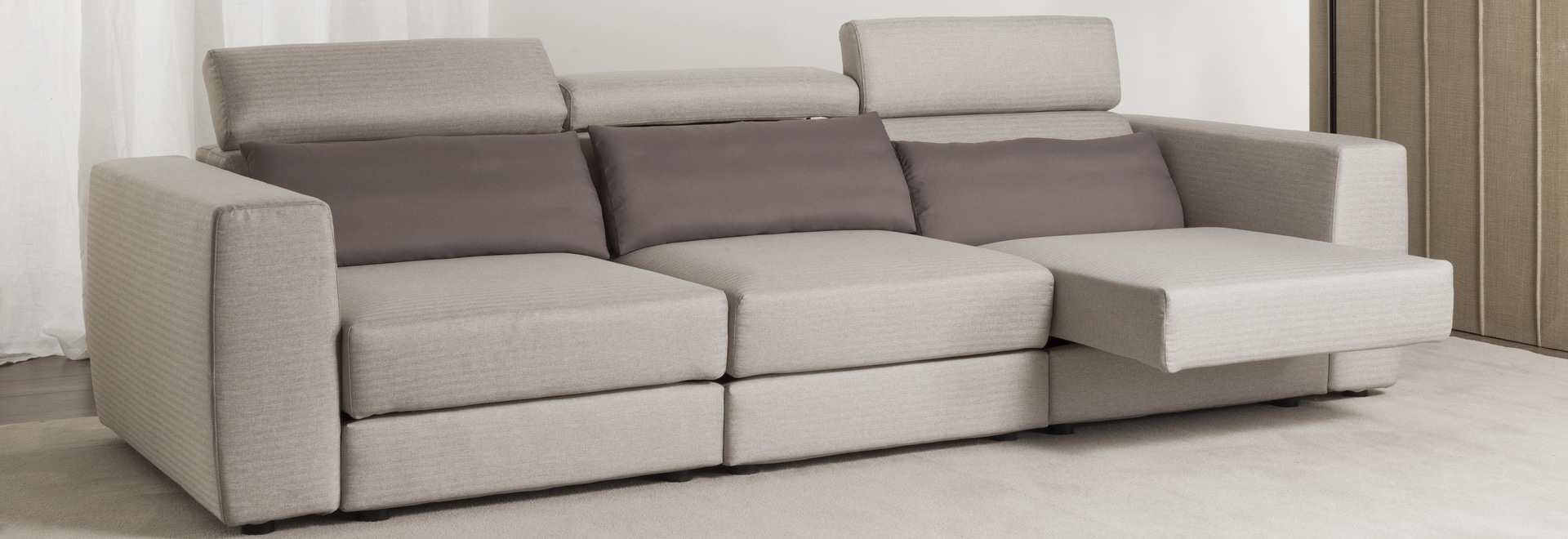 Delicieux Relax: Sliding Seats Sofa
