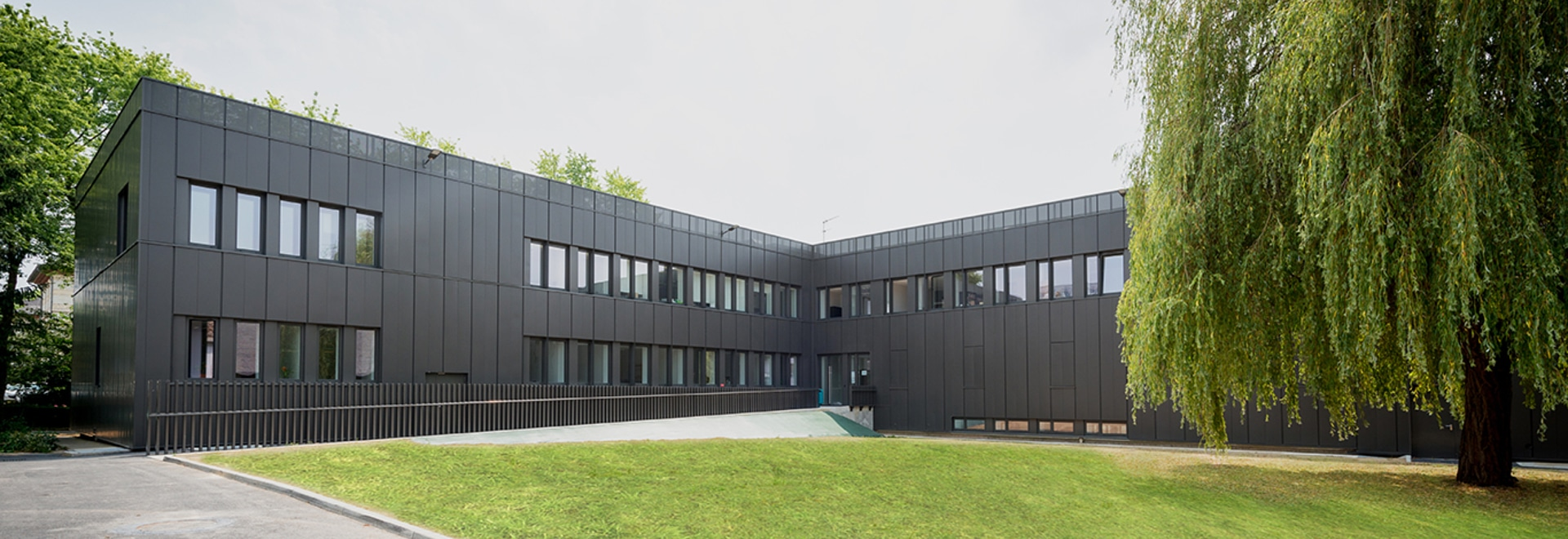Renovation of Agrocampus-Rennes