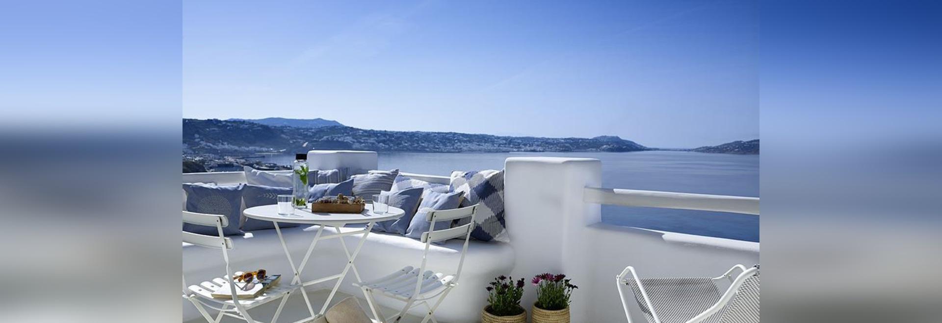 Grand Rocabella Mykonos Art Hotel U0026 SPA