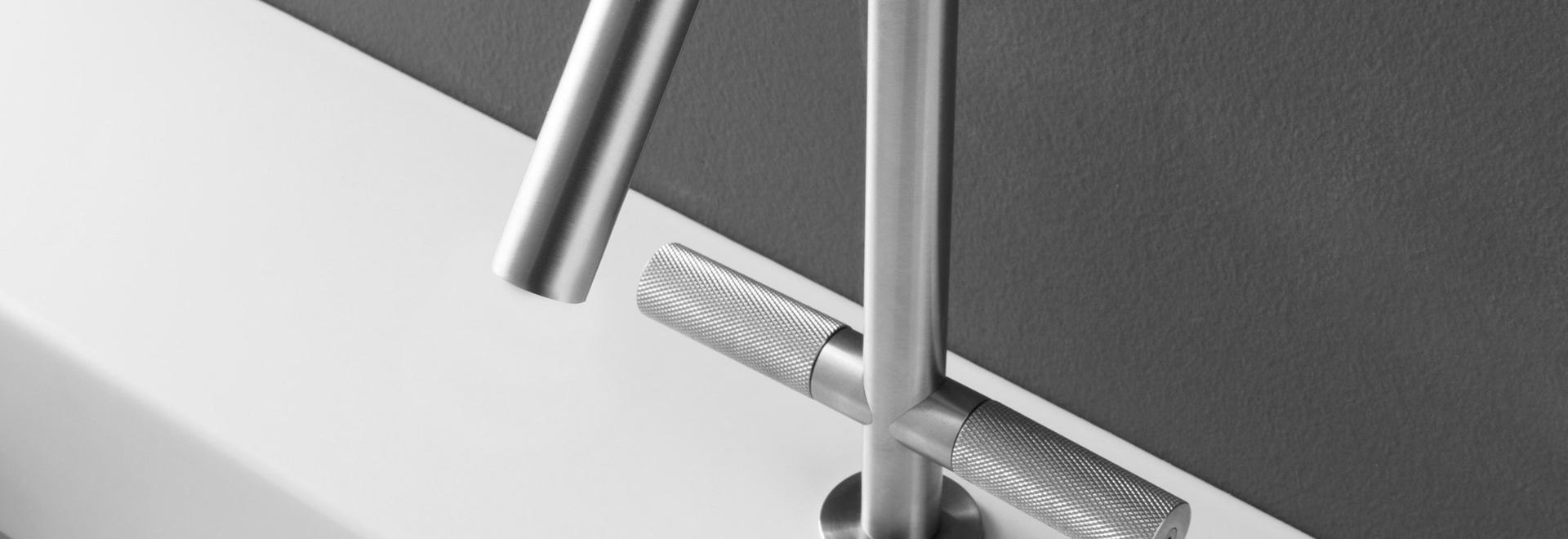 Rubinetterie Treemme:22mm_ design Ing. Castagnoli, Emanuel Gargano, Marco Fagioli