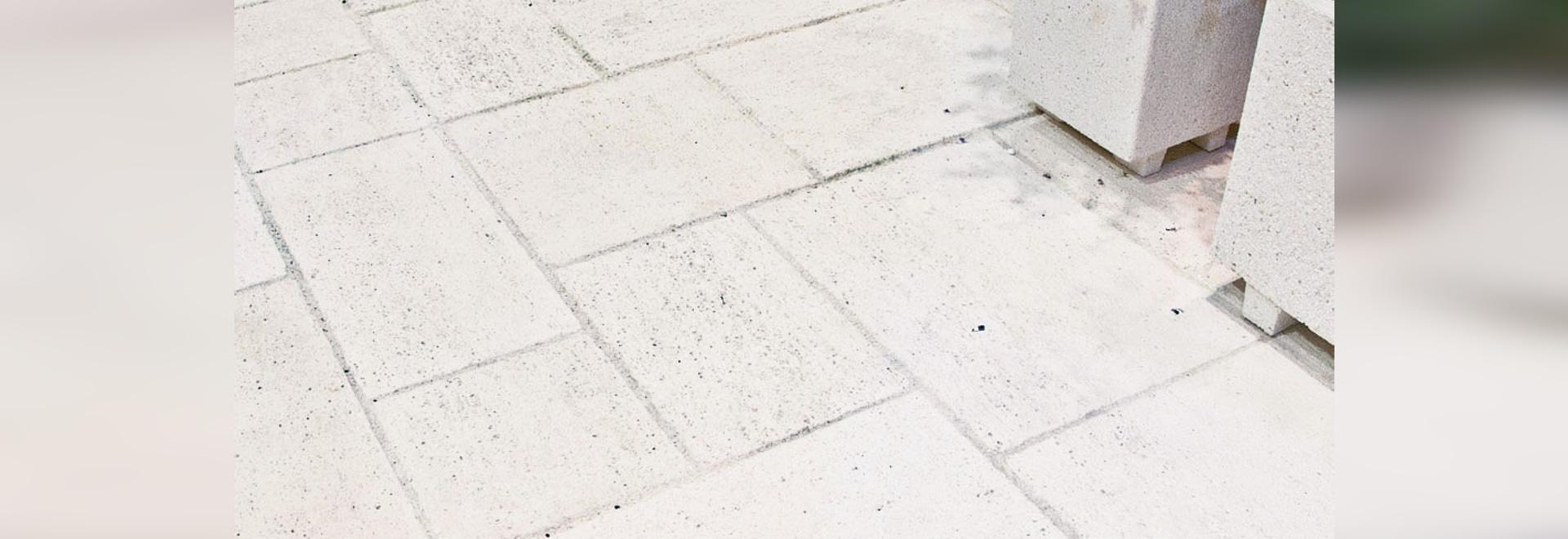 Salinas tile composition