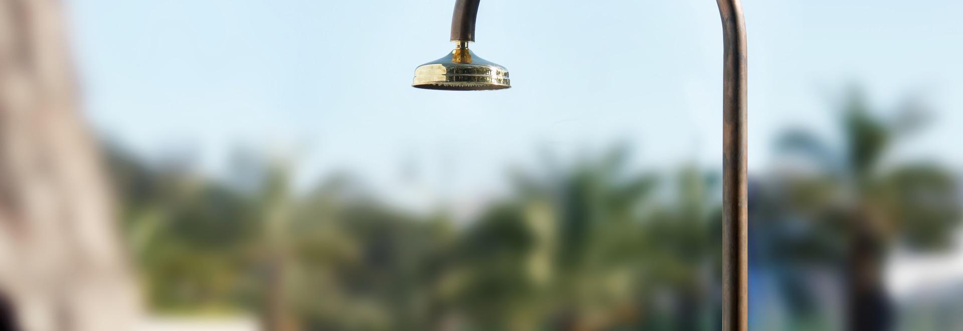 SHOWER COLUMN ORIGO COPPER