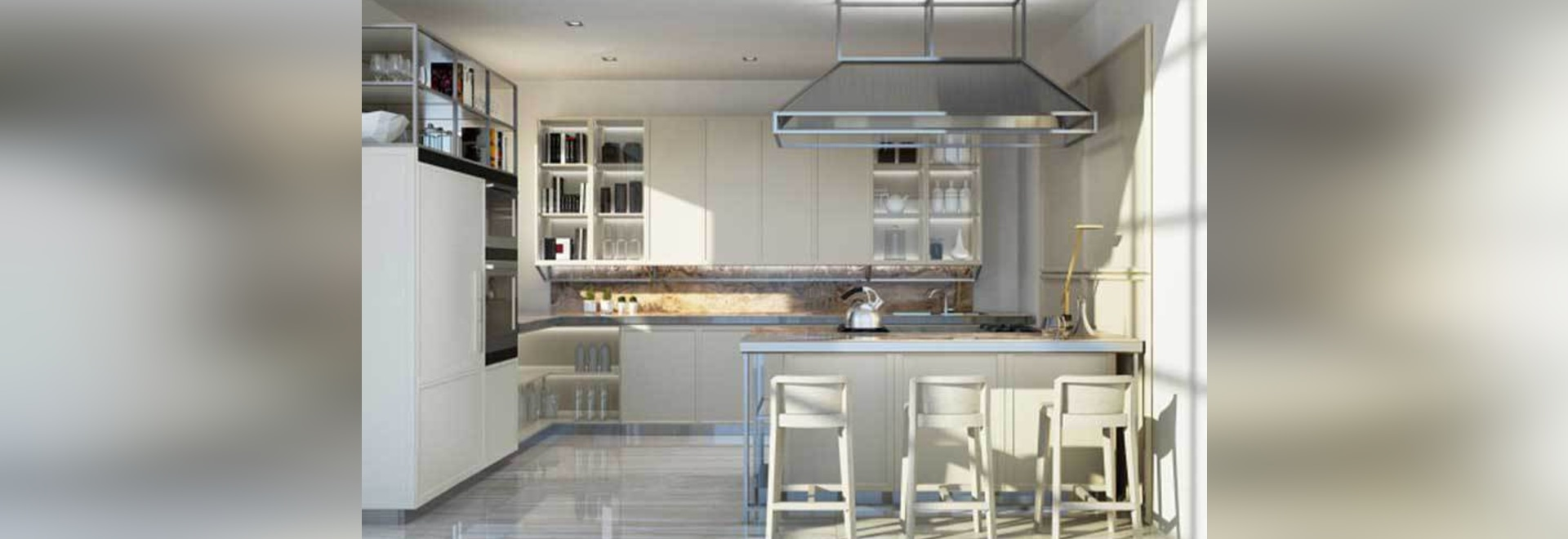 SNAIDERO HAS BEEN CHOSEN TO FURNISH THE KITCHEN INTERIORS IN THE