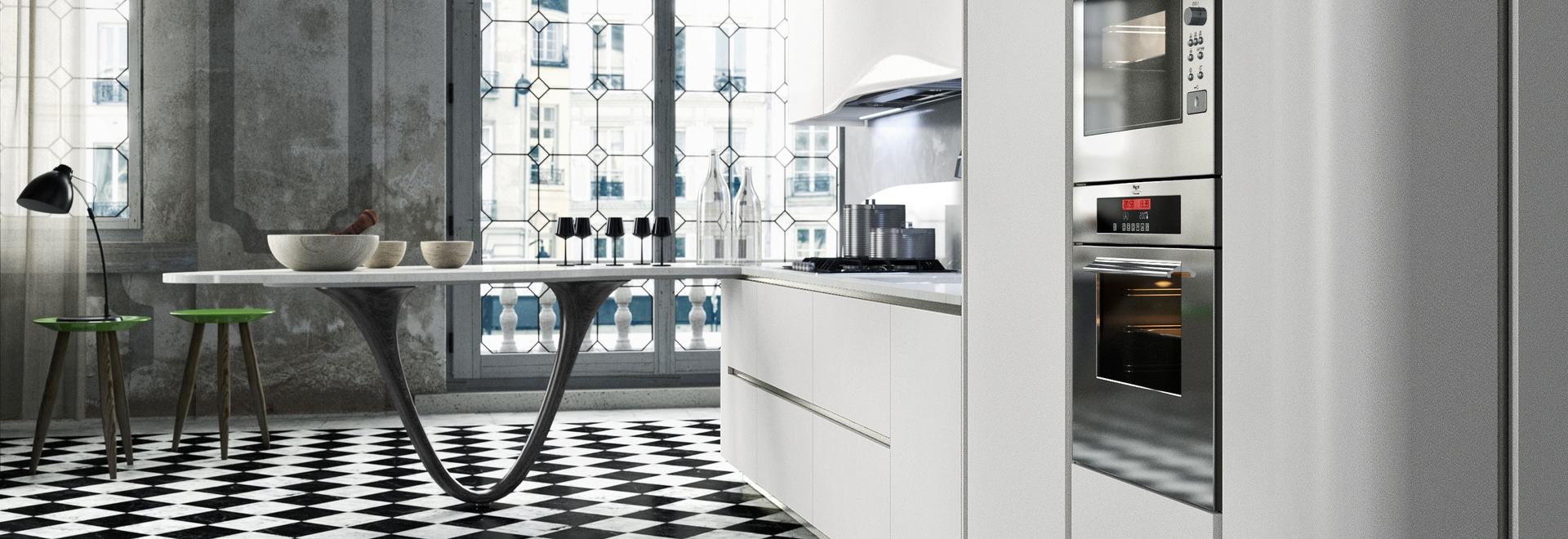 Snaidero introduces carbon fibre in the kitchen - Province of Udine ...