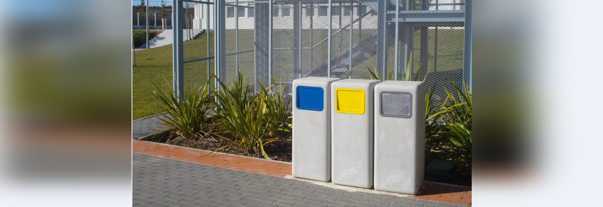 SOFTSHAPES RECYCLING BIN – PORTUGAL