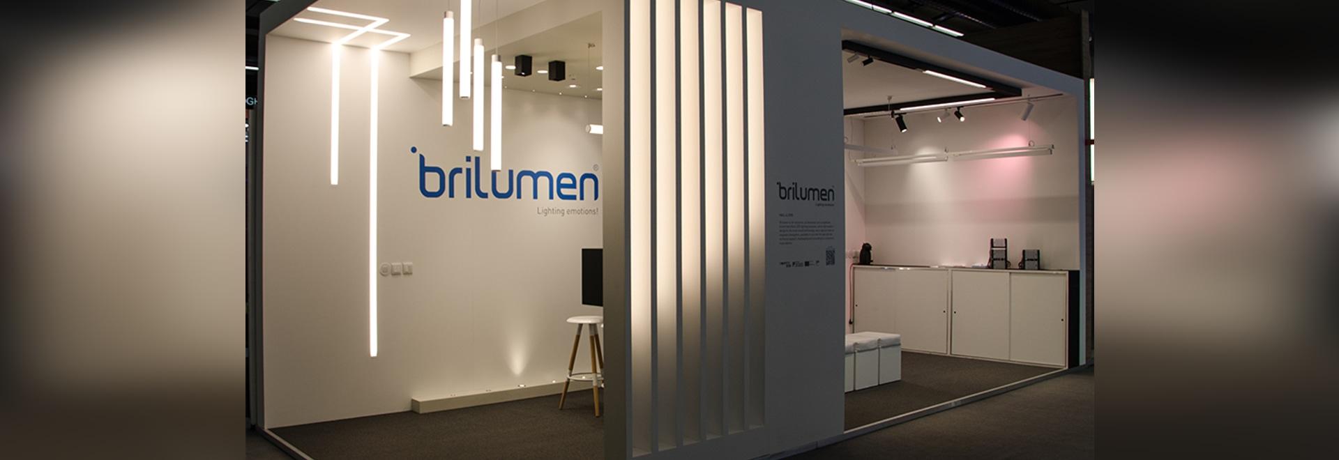 Stand Brilumen | Light + Building 2018