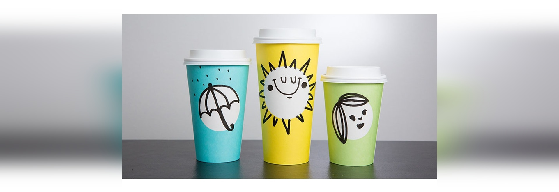 Starbucks Unveils New Spring-Themed Cups in Three Fun Colors