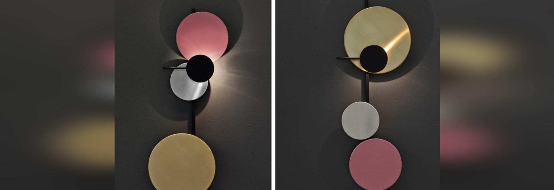 STOCKHOLM 2015: METTE SCHELDEu0027S LAMP IS ITS OWN MAGNETIC SOLAR SYSTEM