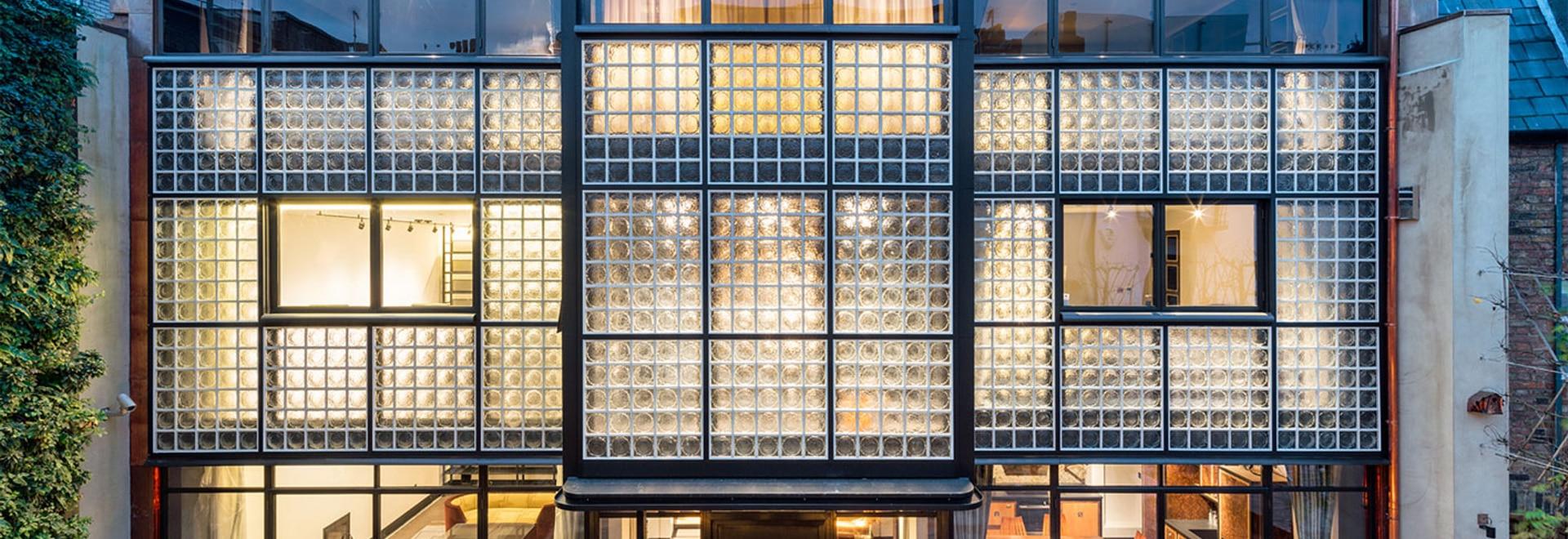 home homage: london's eglon house is inspiredthe maison de verre