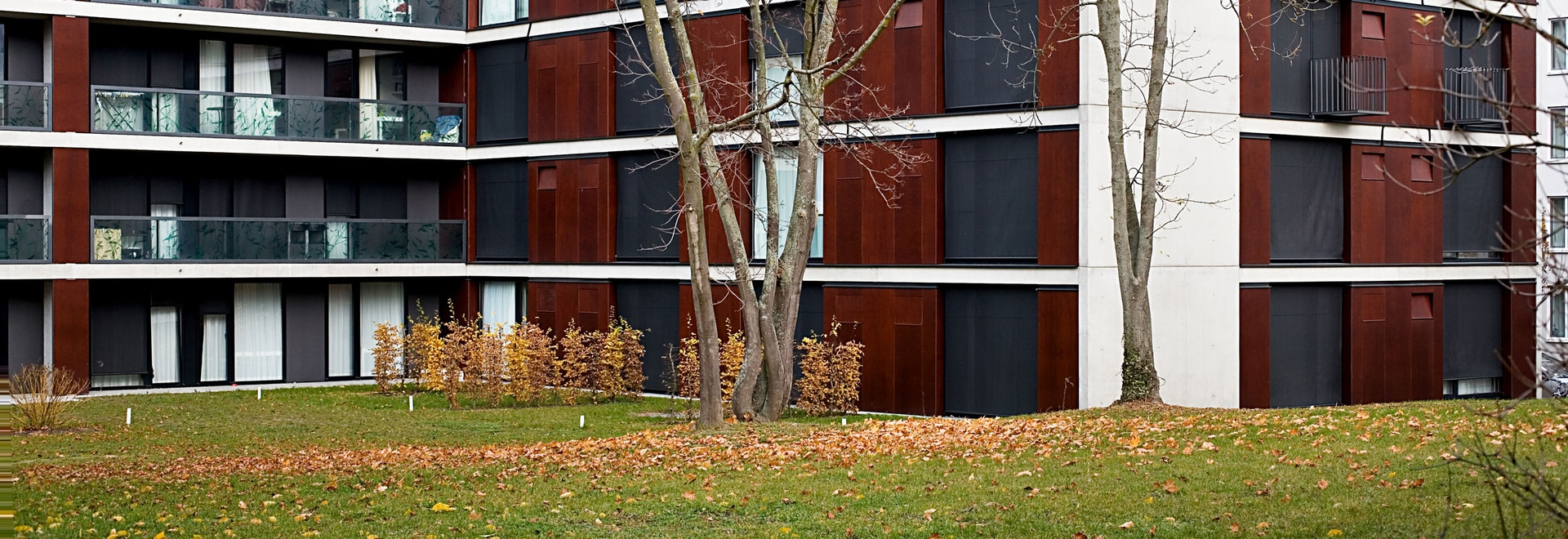 Student Residence in Zürnstraße
