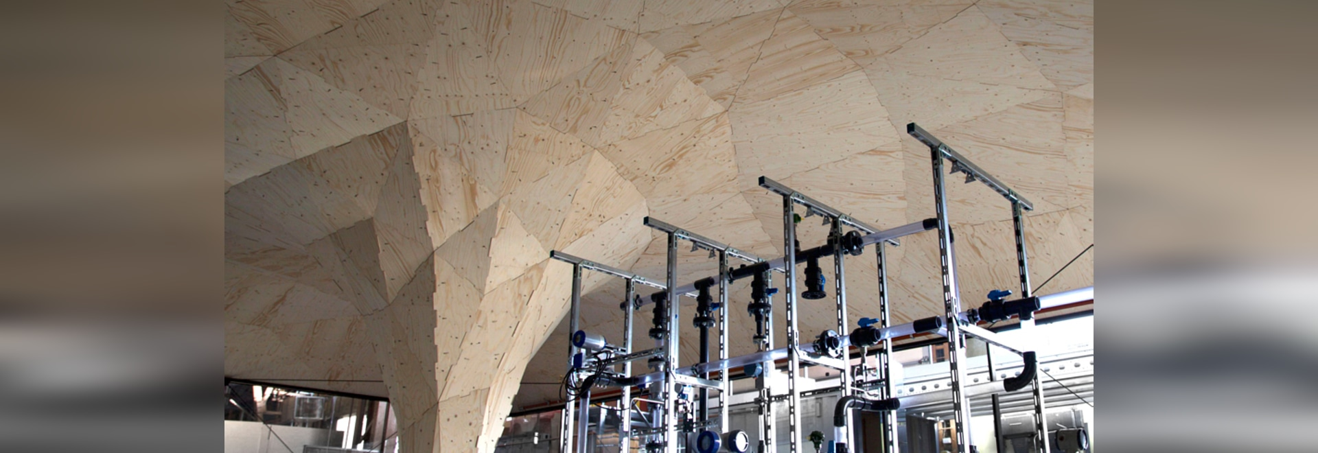 """Studio RAP completes """"first robotically fabricated building in the Netherlands"""""""